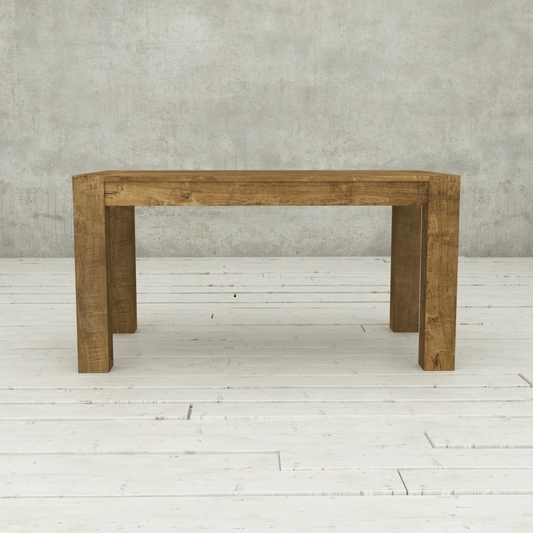 Urban Woodcraft | 60 Inch Natural Agency Dining Table 002