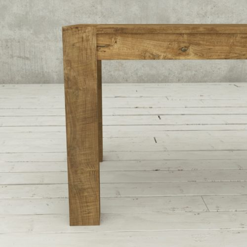 Urban Woodcraft | 60 Inch Natural Agency Dining Table 006