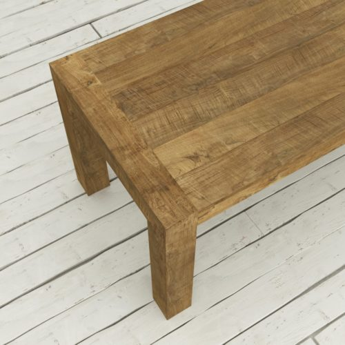 Urban Woodcraft | 60 Inch Natural Agency Dining Table 007