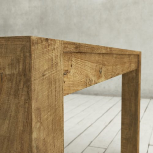 Urban Woodcraft | 60 Inch Natural Agency Dining Table 008
