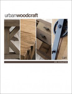 Urban Woodcraft | Catalog Cover