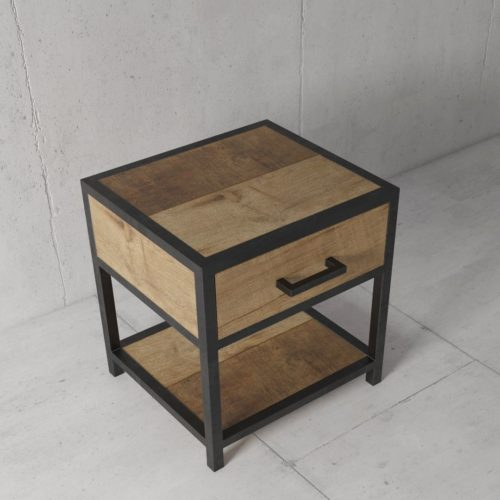 Urban Woodcraft | 18'' Bedside Table Opus Bedroom 4