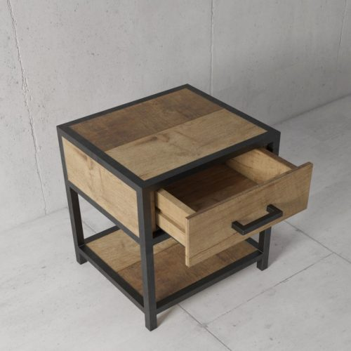 Urban Woodcraft | 18'' Bedside Table Opus Bedroom 5