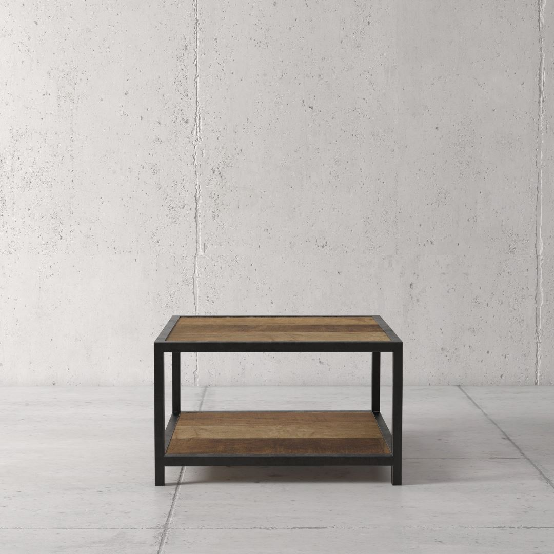 Urban Woodcraft | 24'' Opus End Table 1 MAIN