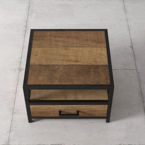 Urban Woodcraft | 24'' Side Table Opus Coffee Table 2