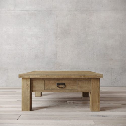 "Urban Woodcraft | 0"" Natural Riverbend Coffee Table 1 MAIN"