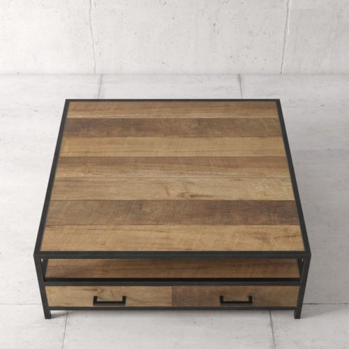 Urban Woodcraft | 43'' Opus Coffee Table 2