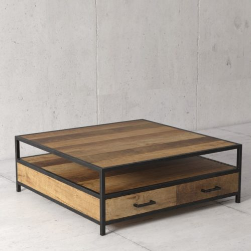 Urban Woodcraft | 43'' Opus Coffee Table 3