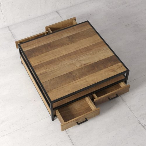 Urban Woodcraft | 43'' Opus Coffee Table 4