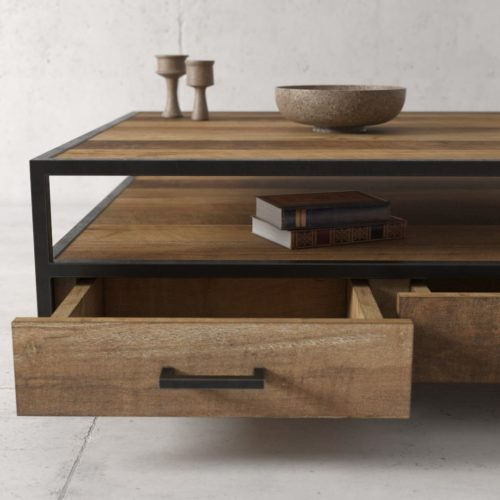 Urban Woodcraft | 43'' Opus Coffee Table 5
