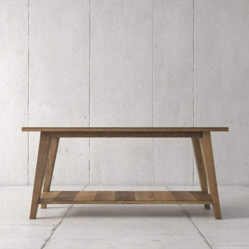 Urban Woodcraft | 55'' Multi-Coloured Teak Circa Console 1 MAIN