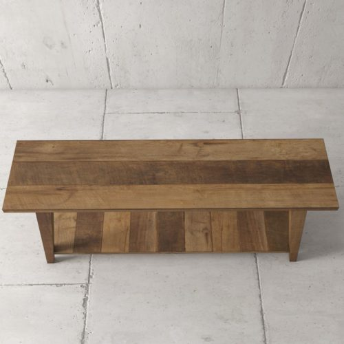 Urban Woodcraft | 55'' Multi-Coloured Teak Circa Console 3