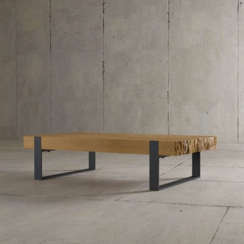 Urban Woodcraft | 55'' Natural Hudson Coffee Table 1 MAIN