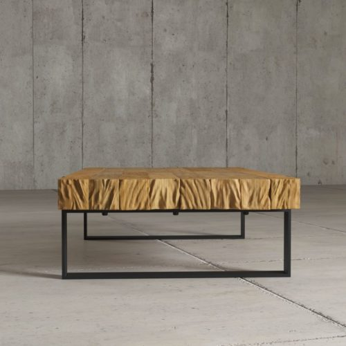 Urban Woodcraft | 55'' Natural Hudson Coffee Table 3