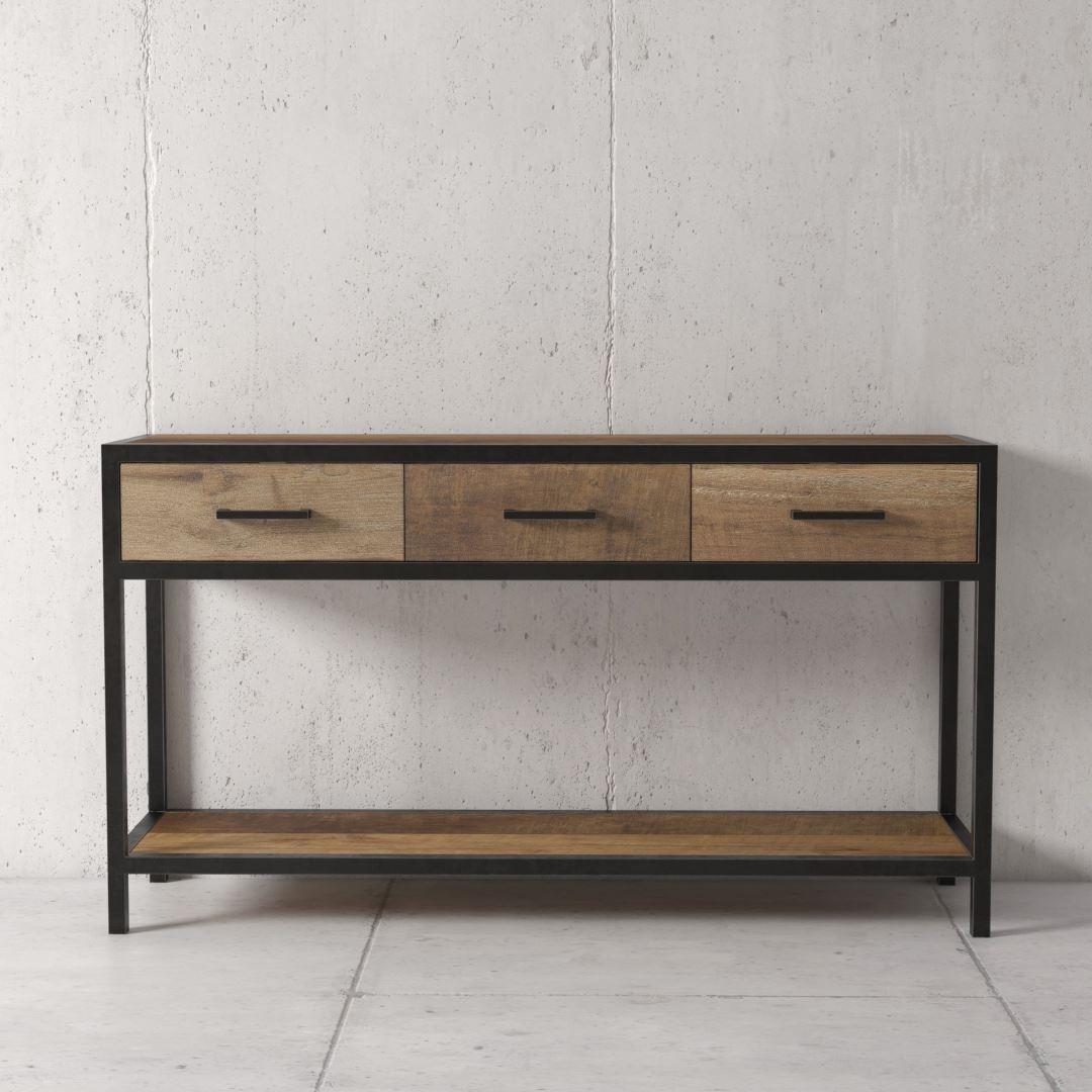 Urban Woodcraft | 55'' Opus Console 1 MAIN