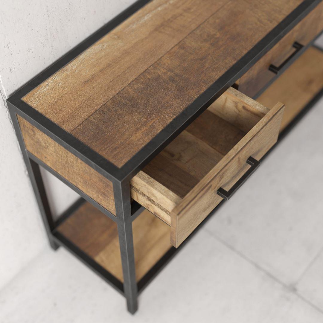 Urban Woodcraft | 55'' Opus Console 3