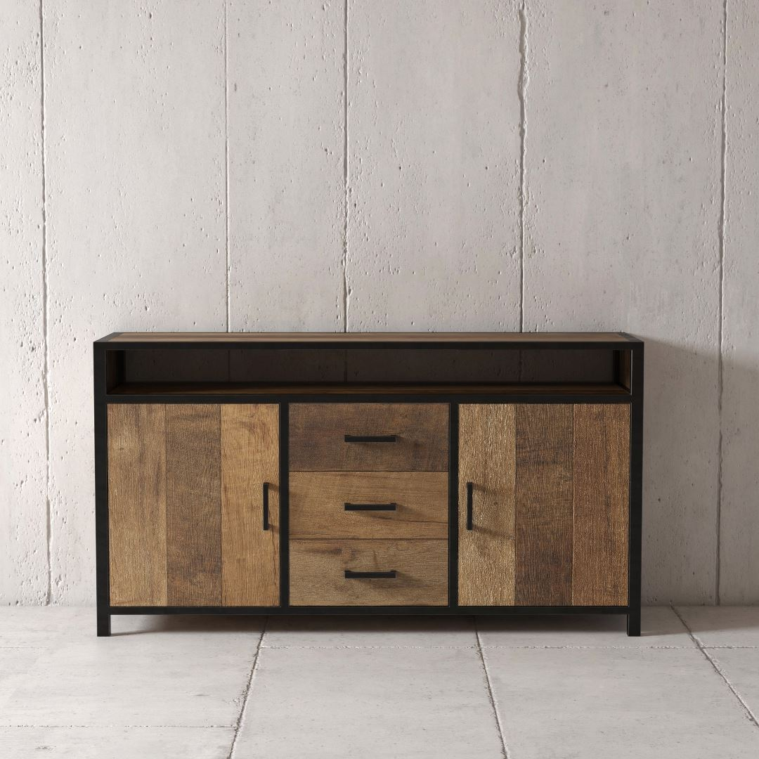 Urban Woodcraft | 60'' Opus Dining Buffet 1 MAIN