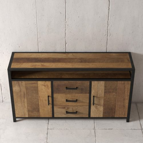 Urban Woodcraft | 60'' Opus Dining Buffet 2