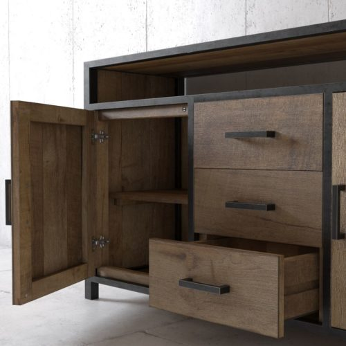 Urban Woodcraft | 60'' Opus Dining Buffet 4