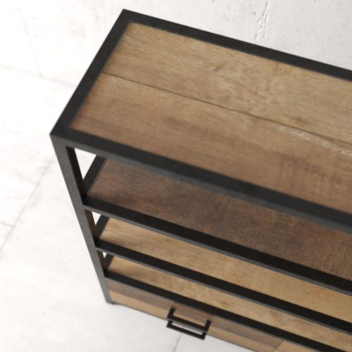 Urban Woodcraft | 63'' Opus Bookshelf 4