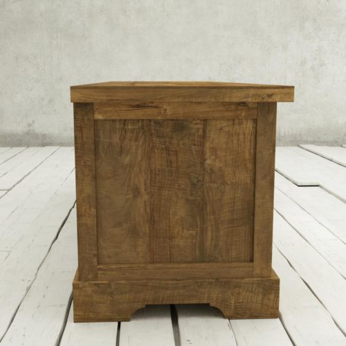 Urban Woodcraft | 68'' Muskoka TV Stand Reclaimed Wood 4