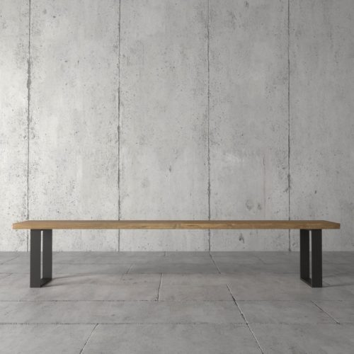 Urban Woodcraft | 75'' Soma Natural Bench