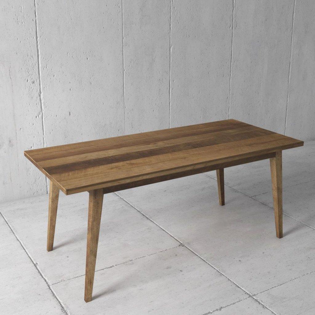 Fine 86 Circa Dining Table Multi Coloured Teak Urban Woodcraft Creativecarmelina Interior Chair Design Creativecarmelinacom