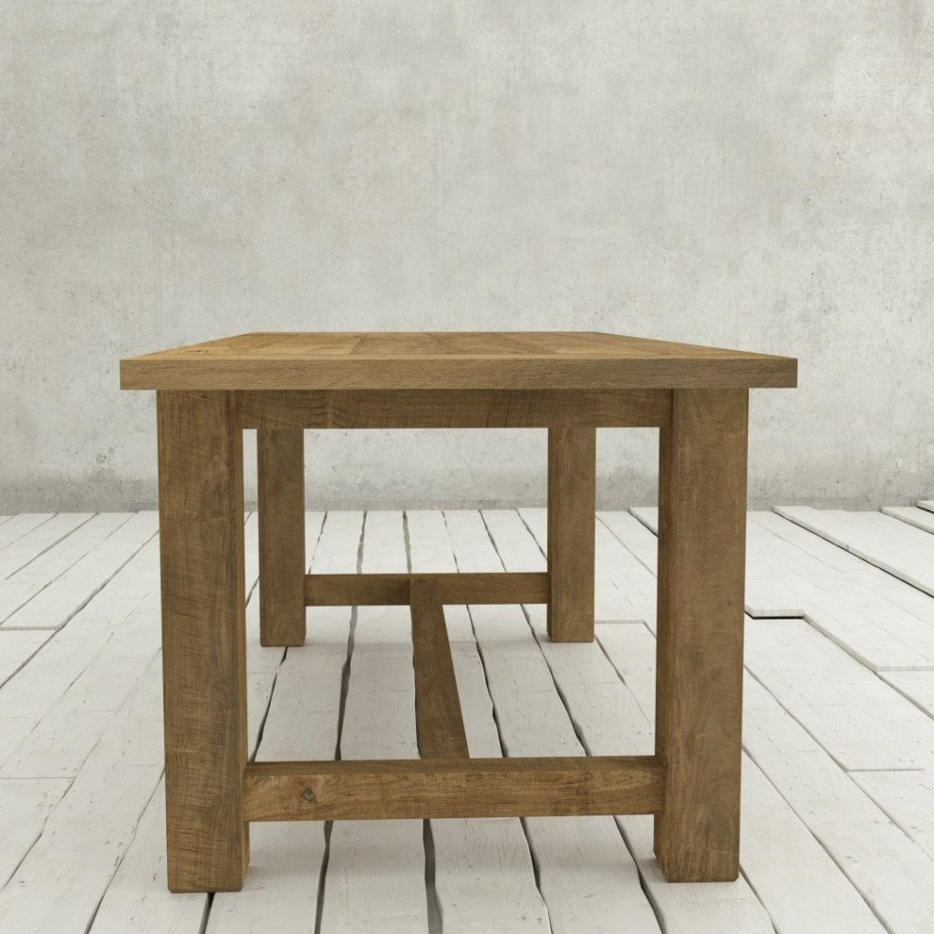 """78"""" Harvest Dining Table (Natural)"""