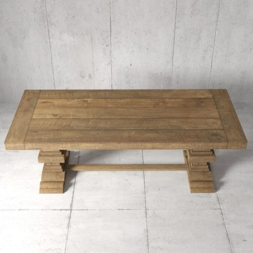 Urban Woodcraft | 98'' Castello Dining Table 2