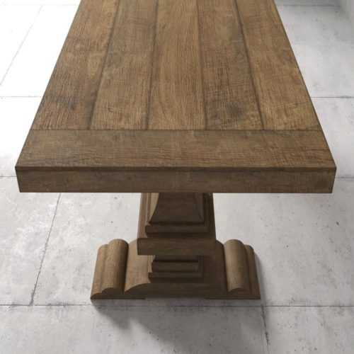 Urban Woodcraft | 98'' Castello Dining Table 4