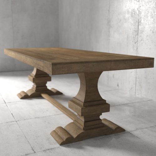 Urban Woodcraft | 98'' Castello Dining Table 5