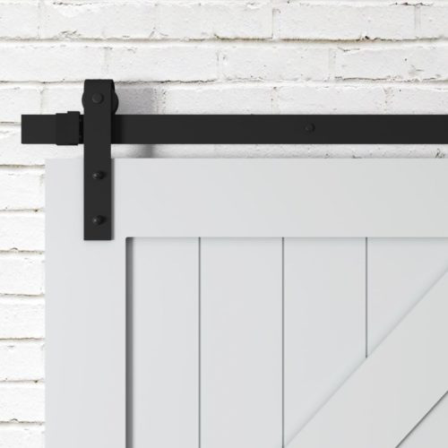 Urban Woodcraft | British Brace Grey Barn Door 4