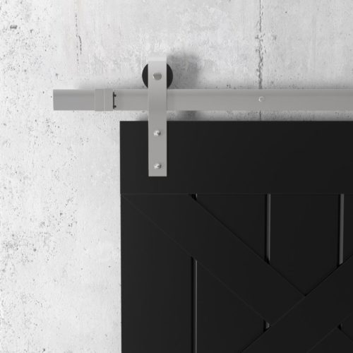 Urban Woodcraft | Double X Espresso Barn Door 3 (1)