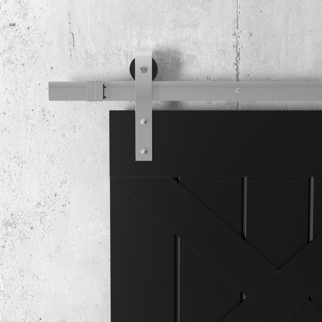 Urban Woodcraft | Double X Espresso Barn Door 3 (1)