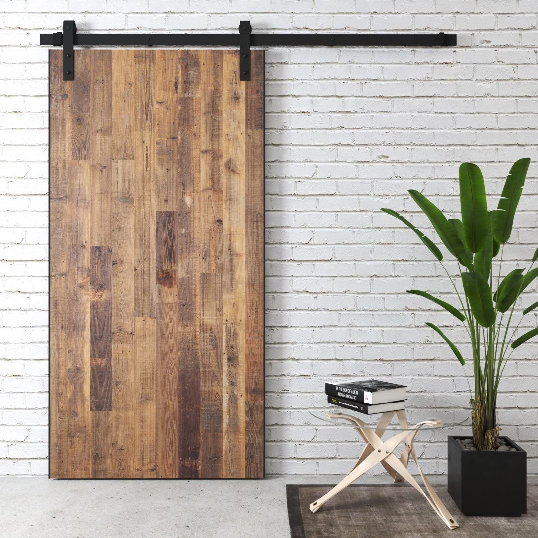 40 Quot Hampton Barn Door Natural Urban Woodcraft