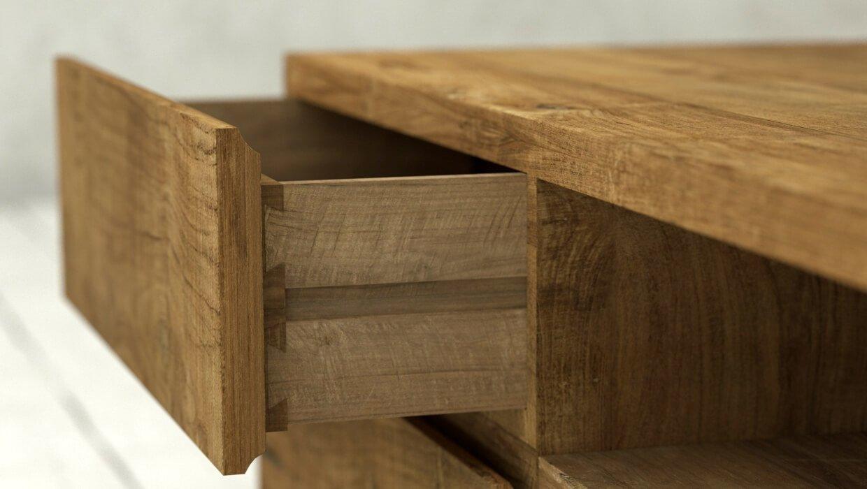 Burma TV Stand | Woodcraft Furniture