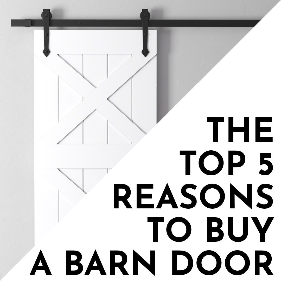 Urban Woodcraft | Top Five Reasons To Buy A Barn Door