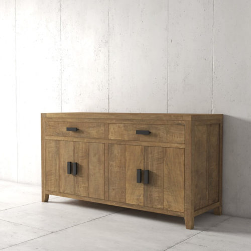 60'' Urban Woodcraft Brookside Dining Buffet finished in Natural 2