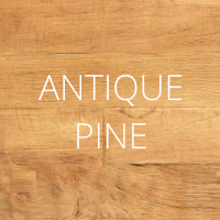 Antique Pine wood finish by Urban Woodcraft