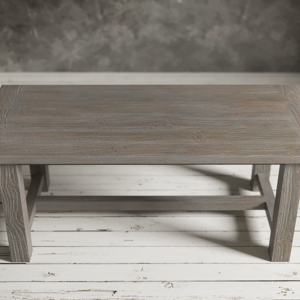 Rustic Grey by Urban Woodcraft | A soft and warm wood finish applied by hand
