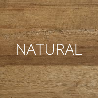 Natural wood finish by Urban Woodcraft