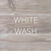 White Wash wood finish by Urban Woodcraft