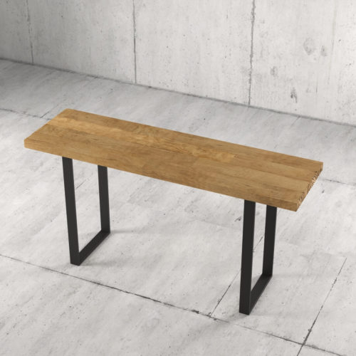 55'' Soma Console by Urban Woodcraft Natural 3