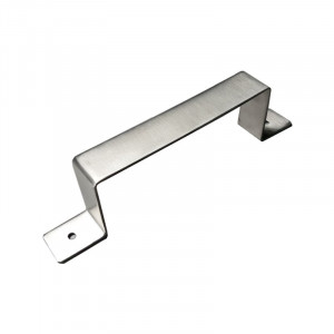 16th Street (Silver) Urban Woodcraft Barn Door Handle