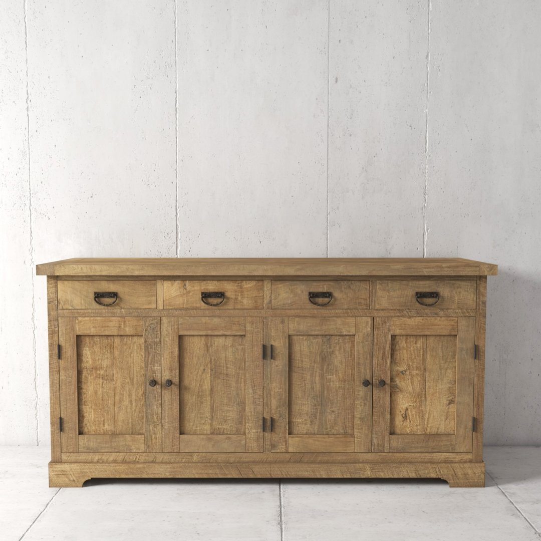 "70"" Urban Woodcraft Riverbend Dining Buffet (Natural)"