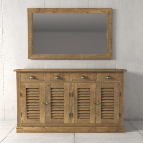 55'' Urban Woodcraft Amalfi Dining Buffet 1 MAIN