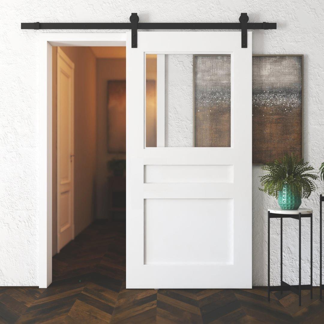 40 Quot Butler S Pantry Barn Door White Urban Woodcraft