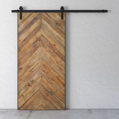 HERRINGBONE DOOR 1