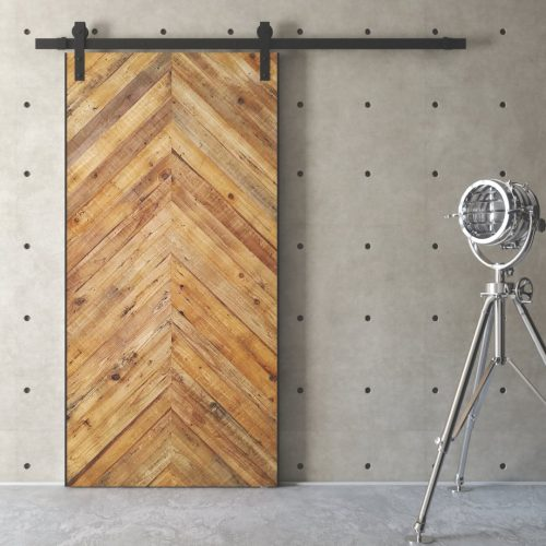 HERRINGBONE DOOR LIFESTYLE NO HANDLE