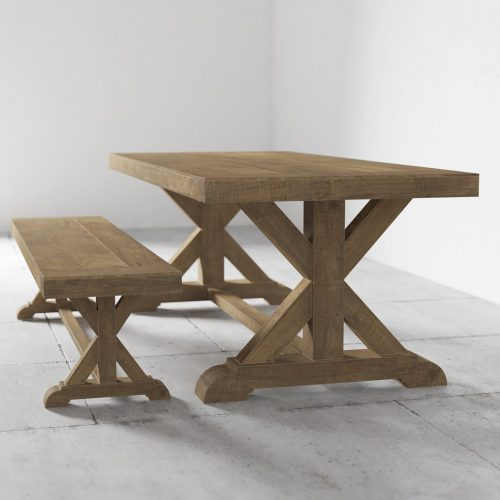 Cross Base 78, Table and Bench0003